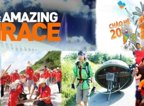 THE AMAZING RACE VN